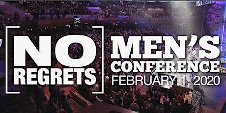 No Regrets Men's Conference: Uncommon tickets