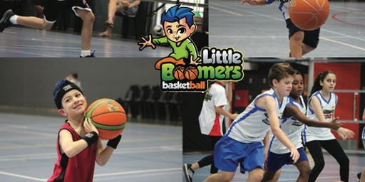 Little Boomers Free Basketball Trial!