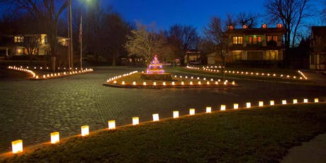 College Hill Christmas Light Tour tickets