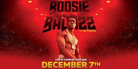 Boosie Badazz Live In Concert @ Complex Oakland tickets