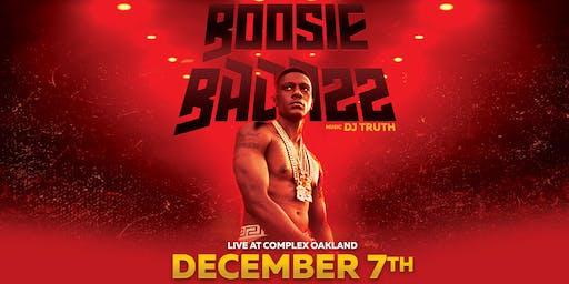 Boosie Badazz Live In Concert : Tickets Available at Door