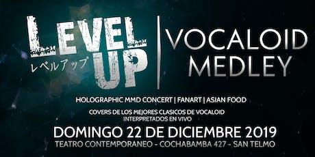 Level Up: Vocaloid Medley tickets