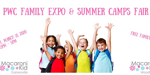 3rd Annual PWC Family Expo & Summer Camps Fair