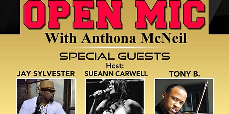 The-A-List.Biz Special Edition OPEN MIC @ 172 Live Music tickets