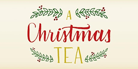 Christmas Tea tickets