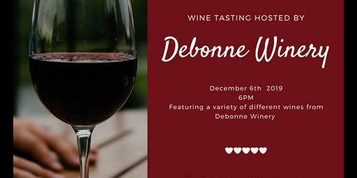 Debonne Winery Wine Tasting