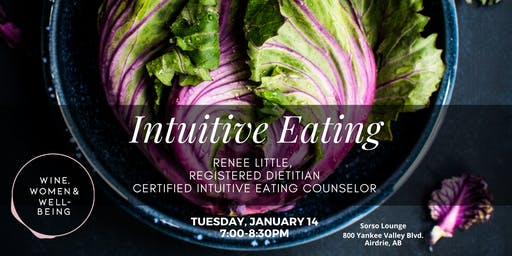 Intuitive Eating: Airdrie