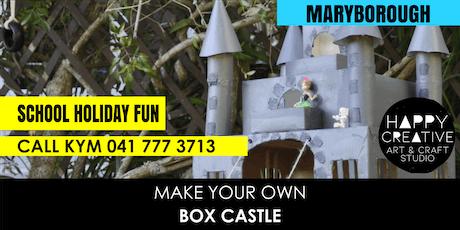 Box Castle tickets