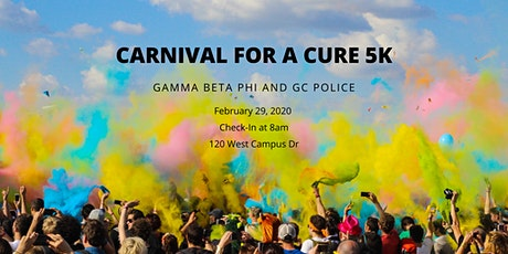 Carnival for a Cure 5K tickets