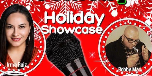 Holiday Showcase @ Breathe Lounge