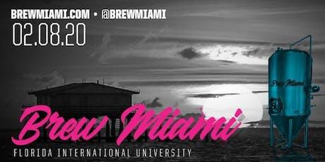 Brew Miami tickets