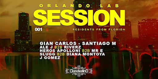 UNISON & OPG presents Orlando lab Sessions ( Residentes from florida )