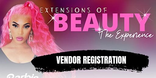 Extensions Of Beauty - Vendor Registration
