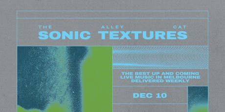 The Run + NYRE At Sonic Textures tickets