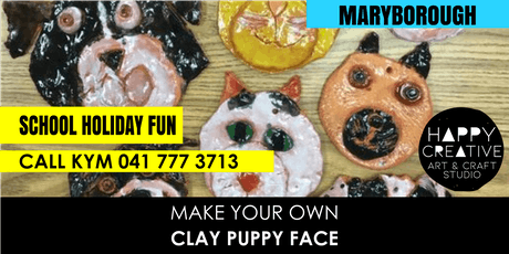 Clay Puppy Face tickets