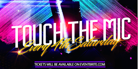 Touch the Mic Tampa  tickets