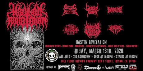 The Hasten Revelation Tour  tickets