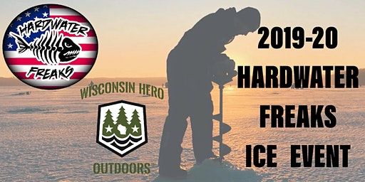 Hardwater Freaks Annual Ice Event 2019-20