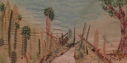 Friends of SAM March Morning Coffee - Textile Artists Exhibition
