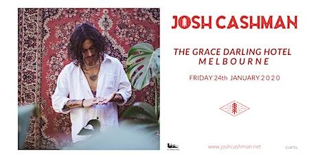 Josh Cashman tickets