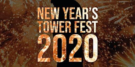 New Year's Tower Fest boletos