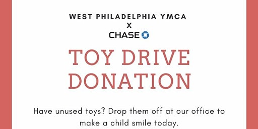 TOY DRIVE OF WEST PHILADELPHIA YMCA