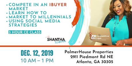 (3 Hour CE) Marketing to Millennials Using Social Media Strategies tickets