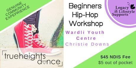 Hip-Hop Dance Workshop tickets