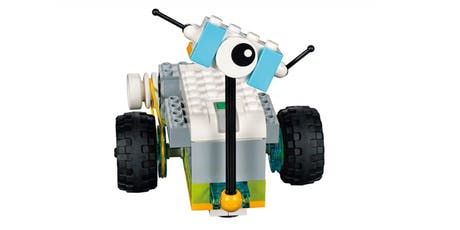 School Holidays: STEAM | Lego WeDo at Earlville Library tickets
