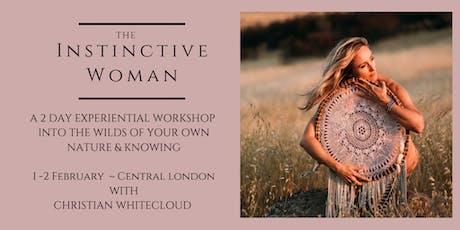 The Instinctive Woman tickets