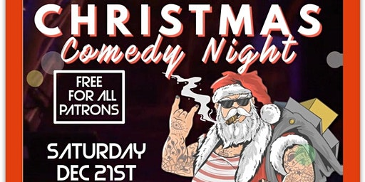 X-mas Comedy Night @ The Elbow Room