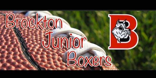 Brockton Junior Boxers 2019 Season Banquet