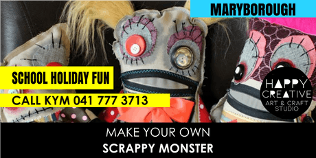 Scrappy Monsters tickets