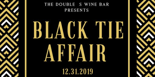 The Double S Wine Bar Black Tie Affair