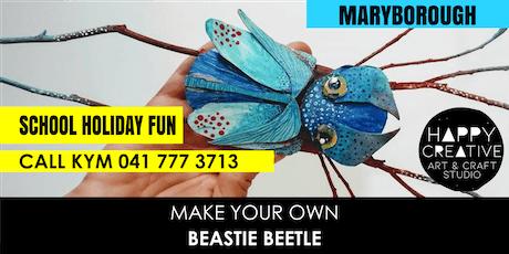 Beastie Beetle tickets