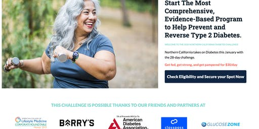 Northern California Diabetes Challenge - Online Information Session