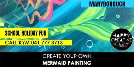 Mermaid Painting tickets