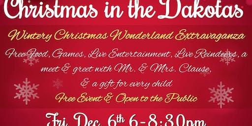 """Faith4Hope Presents """"Christmas in the Dakotas"""""""