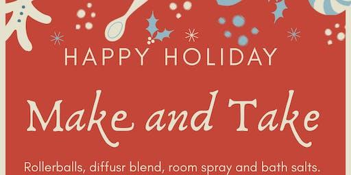 Holiday Make and Take