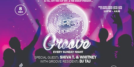 Groove Sundays at The EndUp tickets