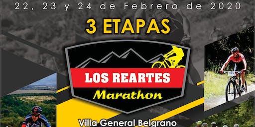 Marathon Los Reartes