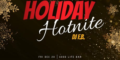 Afrobeats Takeover: Holiday Hotnite tickets