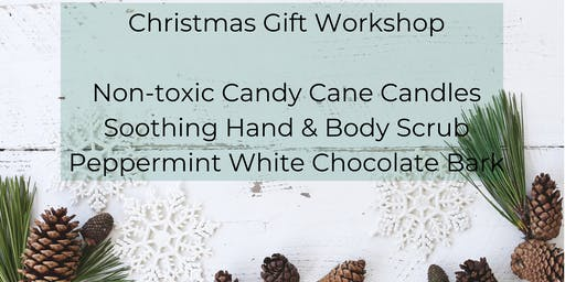 Christmas Gift Workshop - Non toxic gifts using essential oils