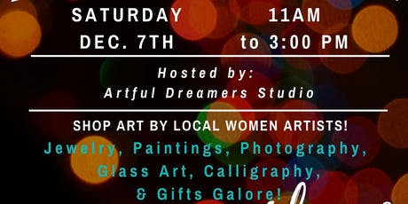 Holiday POP-UP-SHOP tickets
