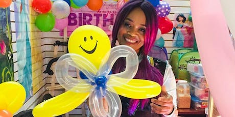 Smiles for kids Christmas! Balloon Animals! tickets