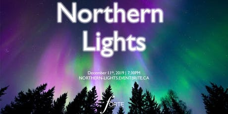 Northern Lights tickets