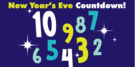 New Year's Eve NOON Balloon Drop & Dance Party - Ring in 2020! tickets