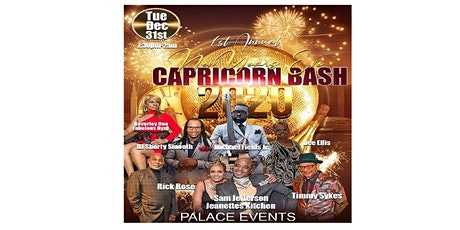 New Years Eve Capricorn Bash tickets