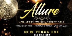 ALLURE 2019  (New Years Eve Red Carpet Gala)