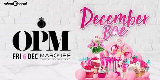 OPM December BAE - Dec 6th